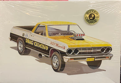 1965 Chevelle El Camino 1/25 1996 Issue