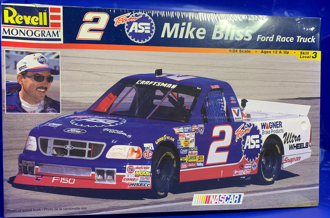 #2 Team ASE Ford Race Truck Mike Bliss  1/24 1998 Issue