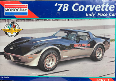 1978 Corvette Indy Pace Car 1/24 1996 Issue
