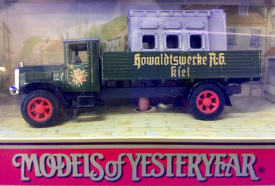 1932 Mercedes Benz L5 Lorry   1/69 scale
