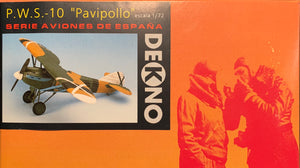 "P.W.S.-10 ""Pavipollo"" 1/72  1994 Issue"