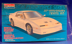 20th Anniversary Pontiac Firebird Trans Am 1/24 1989 Issue