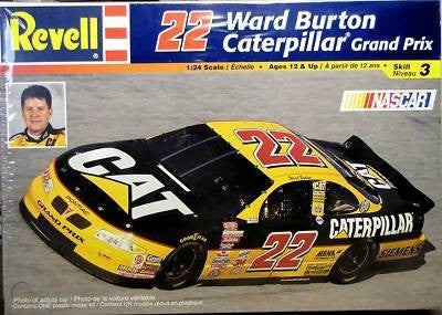 #22 Ward Burton Grand Prix