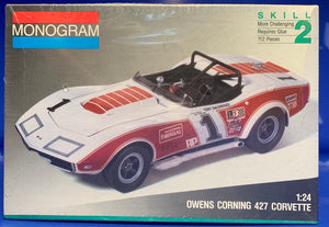 Owens Corning 1969 427 Corvette 1/25 1992 Issue
