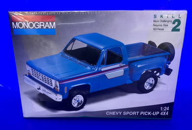 Chevy Sport Pick-Up 4 X 4