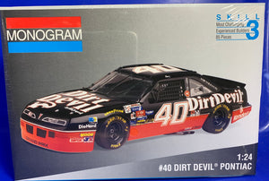 Dirt Devil Pontiac #40 1/24