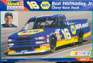 Ron Hornaday, Jr. #16 NAPA Chevy Race Truck 1/24
