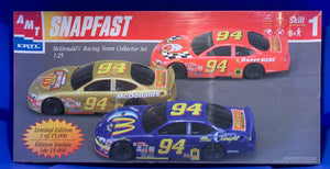 McDonald's Racing Team Collectors Set