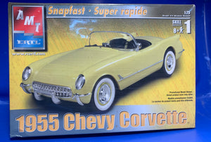 1955 Chevy Corvette 1/25 (Snap)
