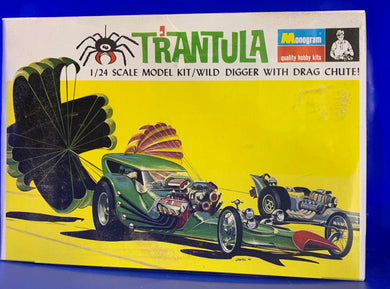 Tom Daniel T'rantula Wild Digger with Drag Chute 1998 Issue