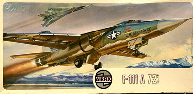 F-111 A  1/72 1973 Issue