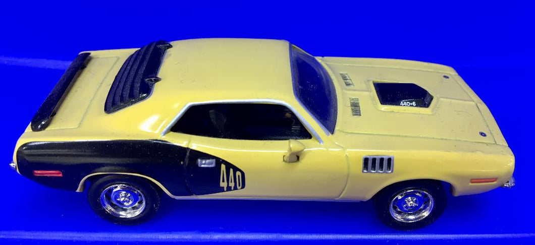1971 Plymouth Cuda 440  1/43 Scale