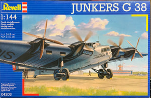 Junkers G38 1/144  1996 Issue
