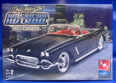 Boyd Coddington American Hotrod 1962 Corvette 1/25 2005 Issue