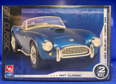 1963 Shelby Cobra 289 1/25 2006 Issue