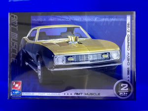 1968 CHEVY CAMARO Z/28 STREET MACHINE   1/25