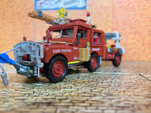 Load image into Gallery viewer, 1952 Land Rover Royal Surf Rescue Truck
