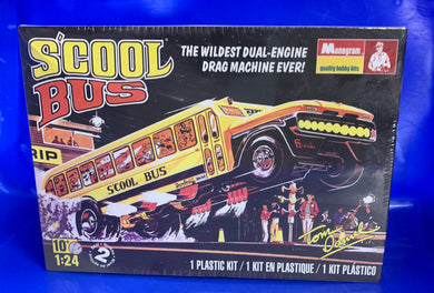 Tom Daniel  S'cool Bus  1/24 2013 Issue