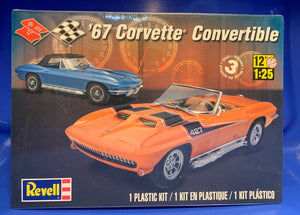 1967 Corvette Convertible, 1/25 2013 Issue