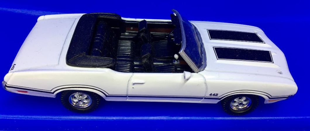 1970 Olds 442 Oldsmobile Convertible   1/43Scale