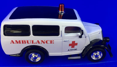 1950 Ford E83 W UK Field Service Ambulance  1/43 Scale