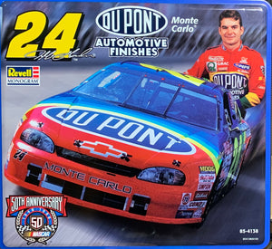 Jeff Gordon #24 Monte Carlo DuPont Tin Package 1/24