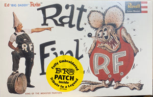 Rat Fink 2001 Issue