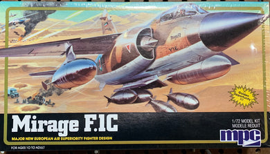 Mirage F.1C  1/72  1983 Issue