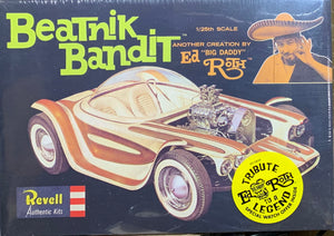 "Ed ""Big Daddy"" Roth's Beatnik Bandit 2001 Issue"