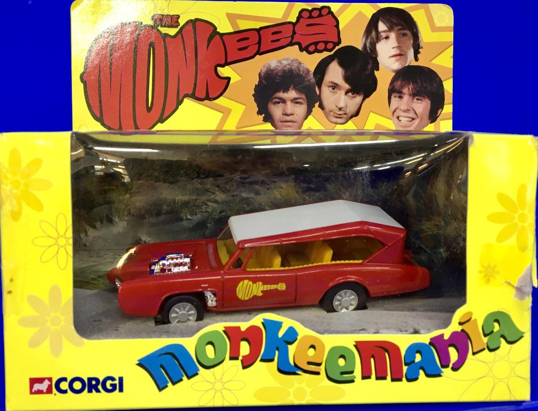 Monkeemobile by Corgi 1/36 Scale by Corgi