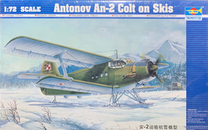 Antonov An-2 Colt on Skis  1/72  2002 Issue