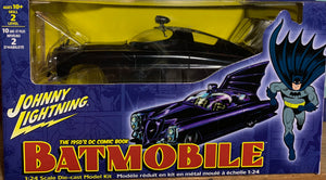 Diecast 1950's Batmobile, 1/24 Johnny lightning
