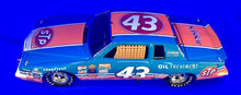 Load image into Gallery viewer, Franklin Mint Richard Petty #43 NASCAR 1984 Grand Prix  1/24 Scale