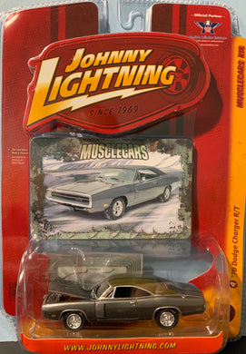 Muscle Cars 1970 Dodge Charger R/T 1/64 Series 18 (4)