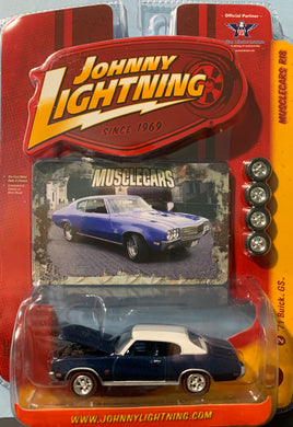 Muscle Cars 1971 Buick GS 1/64 Series 18 (2)