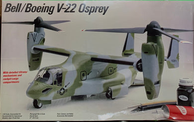 Bell/Boeing V-22 Osprey  1/48  1989 Issue