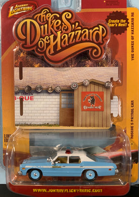 Dukes of Hazzard 1977 Dodge Monaco Cooter's Patrol Car   1/64