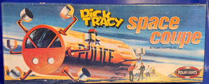 Dick Tracy Space Coupe  1/72 2000 Issue