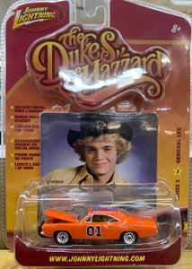Dukes of Hazzard 1969 Dodge Charger General Lee  1/64