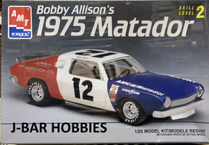 Allison Bobby #12 1975 AMC Matador 1/25  1995 Issue