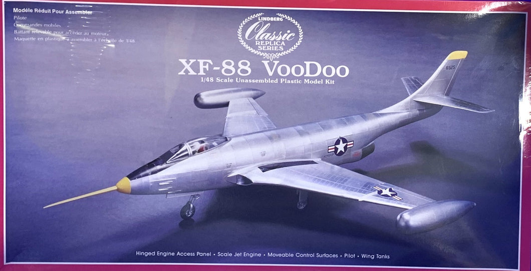 XF-88 VooDoo  1/48 Scale 1986 Issue
