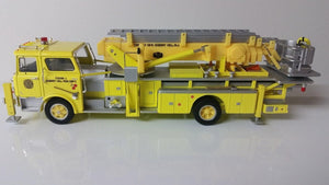 Mack CF Tower Ladder Cherry Hill, NJ  1/50 scale Corgi Item US53805