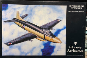 Supermarine Attacker 1/48
