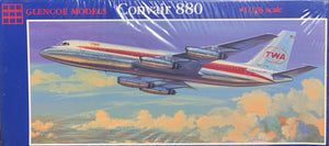 Convair 880  1/126   1991 Issue