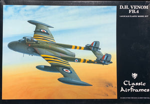 de Havilland Venom FB.4  1/48
