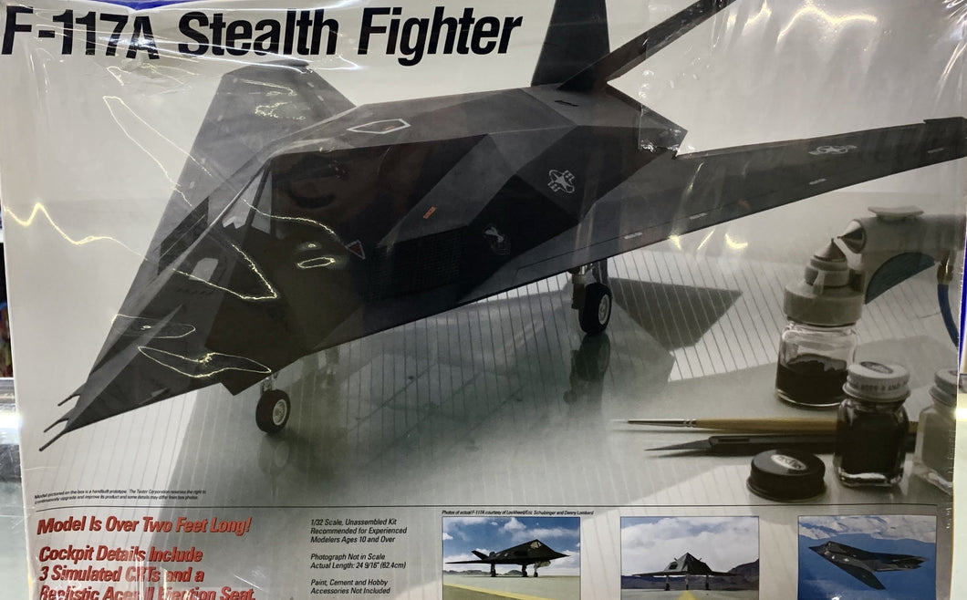 F-117A Stealth Fighter  1/32
