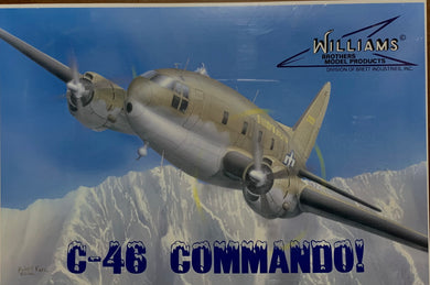 C-46 COMMANDO  1/72  2007 Issue