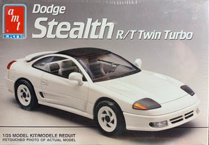 Dodge Stealth R/T Twin Turbo 1/25  1991 Issue