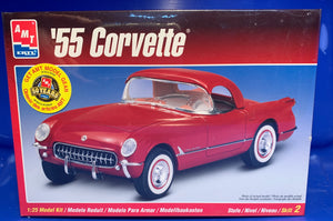 1955 Chevrolet Corvette 1/25  2002 Issue
