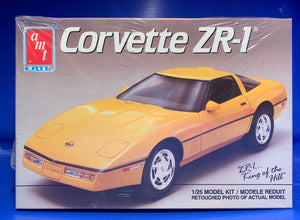 Corvette ZR-1 1/25 1989 Issue